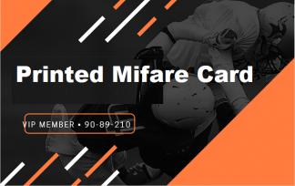 Printed Mifare® Card